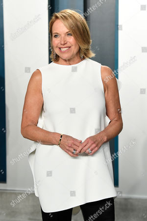 Stock Picture of Katie Couric