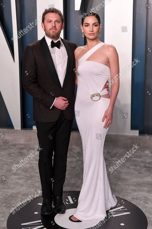 Caleb Followill and Lily Aldridge