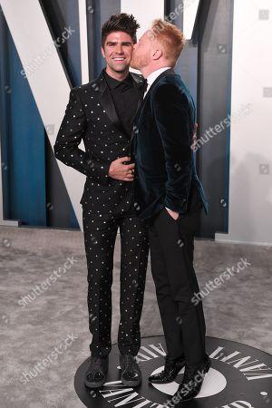 Justin Mikita and Jesse Tyler Ferguson