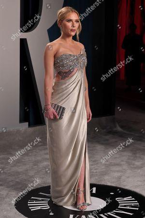Stock Image of Scarlett Johansson