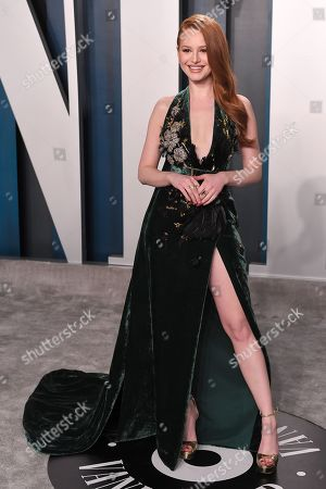 Stock Image of Madelaine Petsch