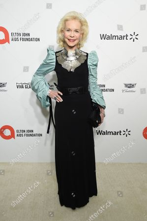 Editorial photo of Elton John AIDS Foundation Oscar Viewing Party, Los Angeles, USA - 09 Feb 2020