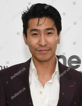 Stock Picture of Chris Pang