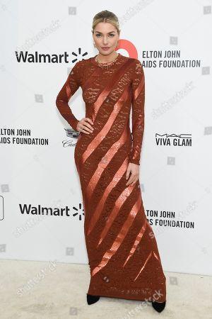 Stock Photo of Jessica Hart