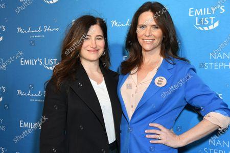 Kathryn Hahn and Amy Landecker