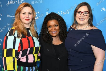 Editorial image of EMILY's List Brunch and Panel Discussion, 'Defining Women', Los Angeles, USA - 03 Feb 2020