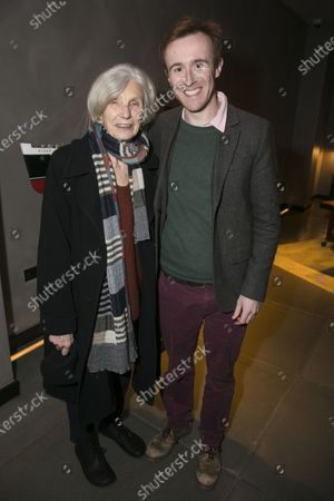 Editorial photo of 'Endgame' play, After Party, London,  - 04 Feb 2020