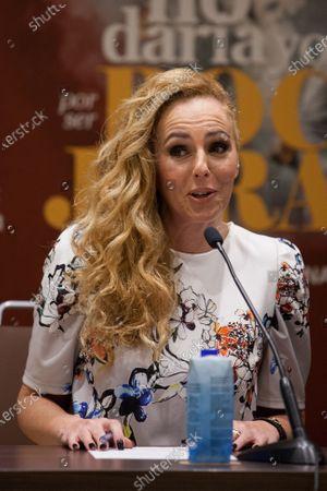 Editorial image of 'QUE NO DARIA YO POR SER... ROCIO JURADO' press conference, Madrid, Spain - 31 Jan 2020