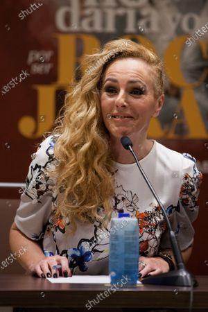 Editorial picture of 'QUE NO DARIA YO POR SER... ROCIO JURADO' press conference, Madrid, Spain - 31 Jan 2020