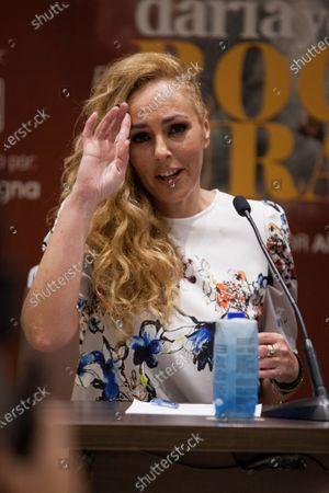Editorial photo of 'QUE NO DARIA YO POR SER... ROCIO JURADO' press conference, Madrid, Spain - 31 Jan 2020