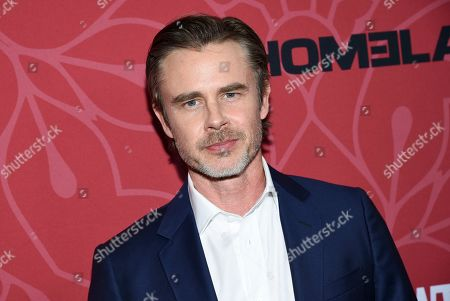 """Stock Picture of Sam Trammell attends Showtime's """"Homeland"""" eighth and final season premiere at the Museum of Modern Art, in New York"""