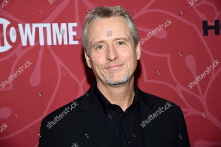 """Stock Photo of Linus Roache attends Showtime's """"Homeland"""" eighth and final season premiere at the Museum of Modern Art, in New York"""