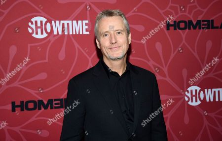 """Stock Picture of Linus Roache attends Showtime's """"Homeland"""" eighth and final season premiere at the Museum of Modern Art, in New York"""