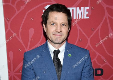 """Tim Guinee attends Showtime's """"Homeland"""" eighth and final season premiere at the Museum of Modern Art, in New York"""