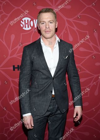"Diego Klattenhoff attends Showtime's ""Homeland"" eighth and final season premiere at the Museum of Modern Art, in New York"