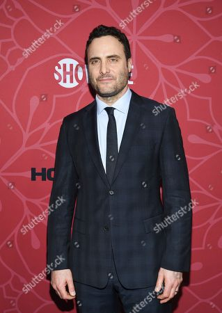 """Dominic Fumusa attends Showtime's """"Homeland"""" eighth and final season premiere at the Museum of Modern Art, in New York"""