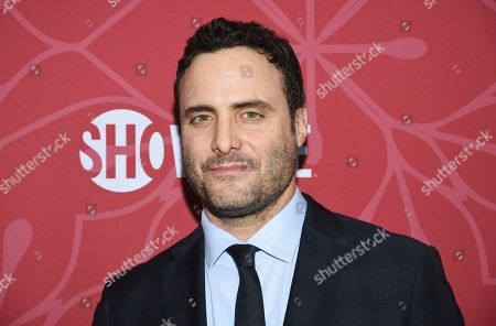 """Stock Photo of Dominic Fumusa attends Showtime's """"Homeland"""" eighth and final season premiere at the Museum of Modern Art, in New York"""