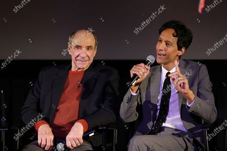 Stock Photo of F. Murray Abraham, Danny Pudi