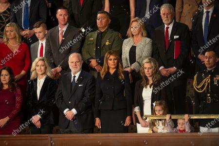 Rush Limbaugh and Ivanka Trump