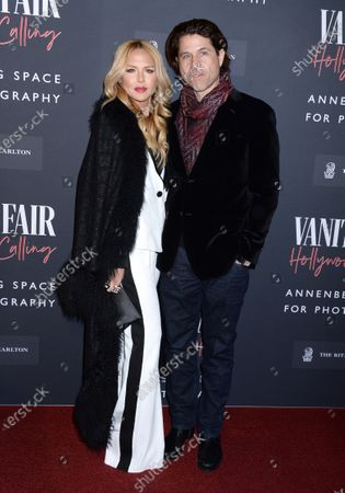 Editorial photo of 'Vanity Fair: Hollywood Calling' Exhibition, Arrivals, Annenberg Space for Photography, Los Angeles - 04 Feb 2020