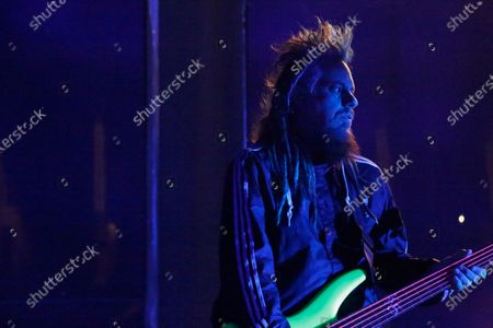 Editorial photo of Korn in Concert at The Ford Center, Evansville, USA - 03 Feb 2020