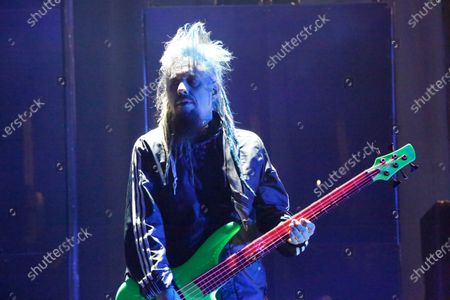 Editorial image of Korn in Concert at The Ford Center, Evansville, USA - 03 Feb 2020