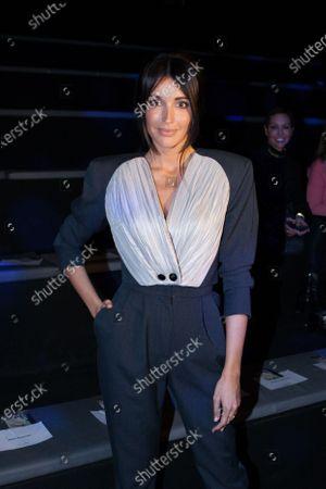 Editorial photo of Fernando Claro show, Front Row, Autumn Winter 2020, Mercedes-Benz Fashion Week, Madrid, Spain - 30 Jan 2020