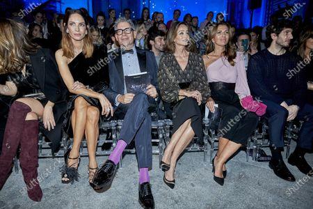 Eugenia Silva, Boris Izaguirre, Isabel Preysler and guests