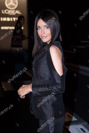 Stock Picture of Noelia Lopez