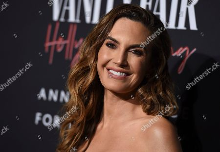 Elizabeth Chambers arrives at the Annenberg Space for Photography's Vanity Fair: Hollywood Calling Exhibit Opening on in Los Angeles