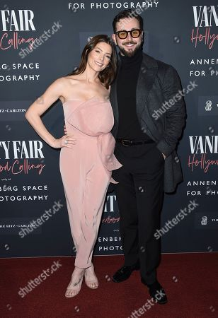 Paul Khoury, Ashley Greene. Paul Khoury and Ashley Greene arrive at the Annenberg Space for Photography's Vanity Fair: Hollywood Calling Exhibit Opening on in Los Angeles