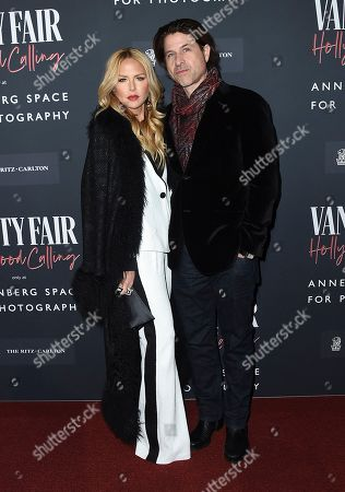 Stock Image of Rachel Zoe, Rodger Berman. Rachel Zoe and Rodger Berman arrive at the Annenberg Space for Photography's Vanity Fair: Hollywood Calling Exhibit Opening on in Los Angeles