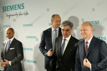 Editorial photo of Annual Shareholders' Meeting of Siemens AG in Munich, Germany - 05 Feb 2020