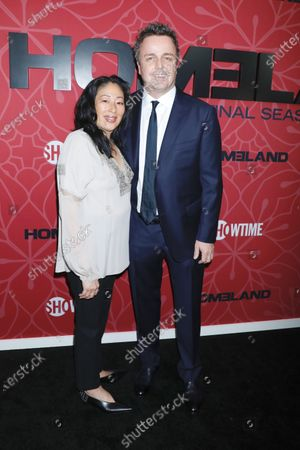 Debbie Dao and Sean Callery
