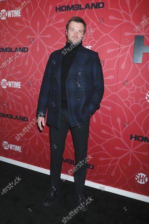 Editorial image of 'Homeland' TV show final season premiere, Arrivals, The Museum of Modern Art, New York, USA - 04 Feb 2020