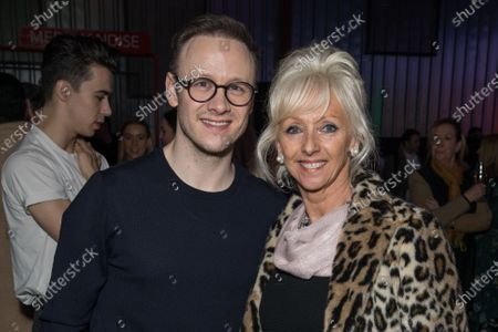 Kevin Clifton and Debbie McGee