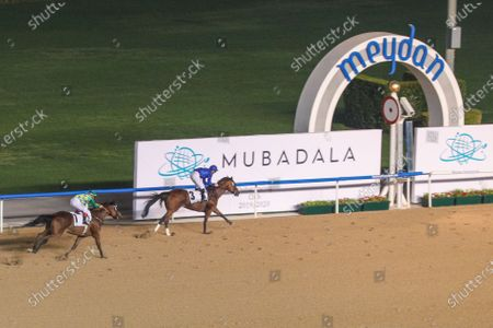 Editorial image of DWC Carnival Meeting, Horse Racing, Meydan, Dubai, United Arab Emirates - 06 Feb 2020