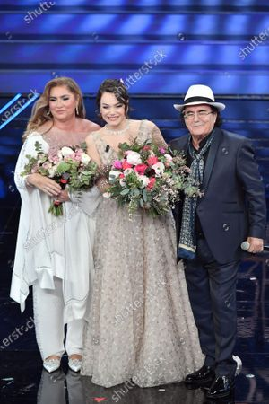 Stock Photo of Romina Power, daughter Romina Carrisi, Al Bano