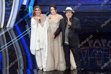 Editorial picture of 70th Sanremo Music Festival, Italy - 04 Feb 2020