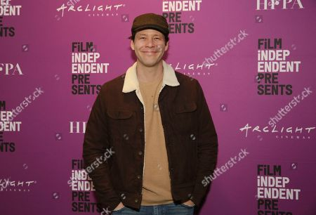 """Ike Barinholtz seen at the special screening of """"Olympic Dreams"""" at the ArcLight Hollywood, in Los Angeles"""