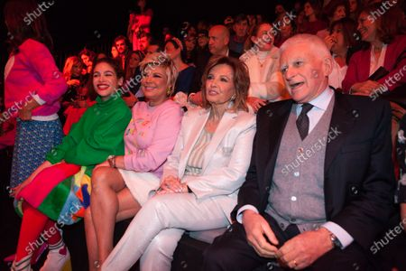Cosima Ramirez, Terelu Campos, Maria Teresa Campos, Paolo Vasile