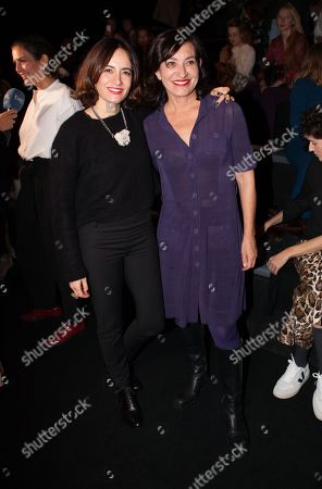 Editorial photo of Devota & Lomba show, Runway, Autumn Winter 2020, Mercedes-Benz Fashion Week, Madrid, Spain - 29 Jan 2020