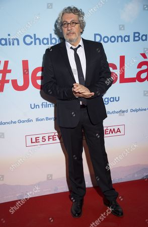 Stock Picture of Alain Chabat