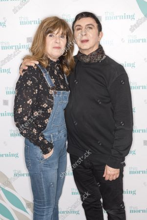 Siobhan Finneran and Marc Almond