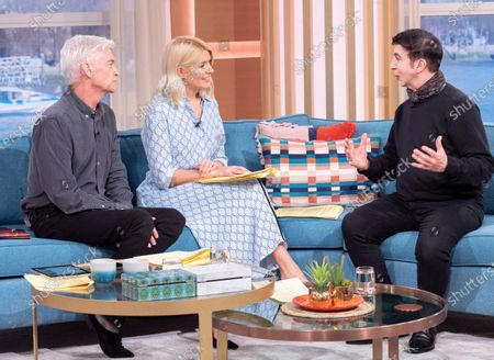 Editorial photo of 'This Morning' TV show, London, UK - 05 Feb 2020