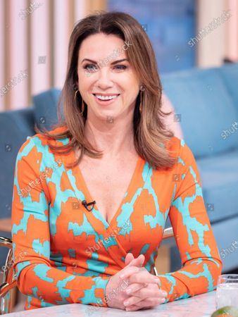 Editorial image of 'This Morning' TV show, London, UK - 05 Feb 2020