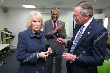 Editorial image of Camilla Duchess of Cornwall visit to Barnardo's Child and Sexual Abuse and Exploitation Services, London, UK - 05 Feb 2020