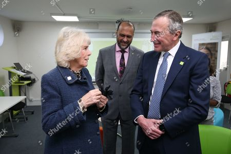 Editorial picture of Camilla Duchess of Cornwall visit to Barnardo's Child and Sexual Abuse and Exploitation Services, London, UK - 05 Feb 2020