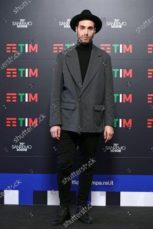 Editorial image of 70th Sanremo Music Festival, Italy - 05 Feb 2020