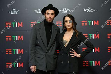 Editorial picture of 70th Sanremo Music Festival, Italy - 05 Feb 2020